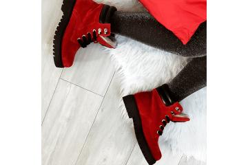 Зимние женские ботинки от 1649 гривен!