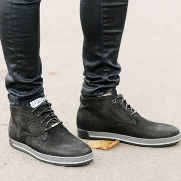 Новая коллекция мужской обуви осень 2018