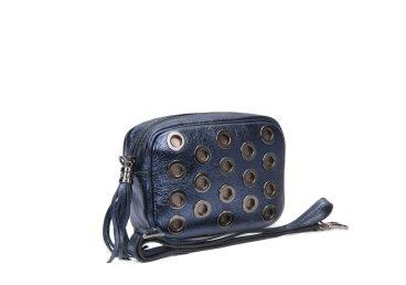 Кожаная сумка-флап