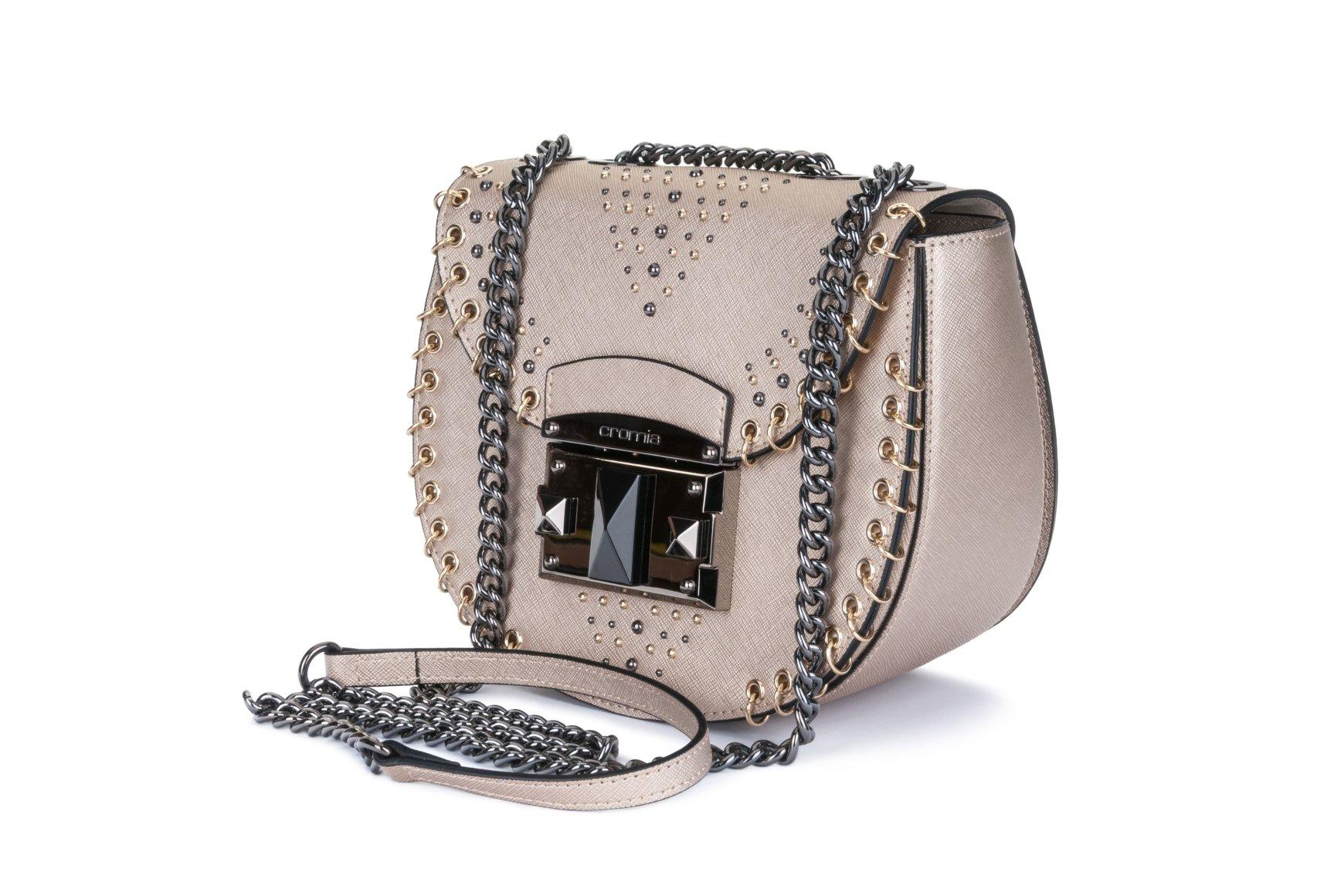 09314044ccc8 Купить сумку из из гладкой телячьей кожи IT Becca Cromia Украина - Estro