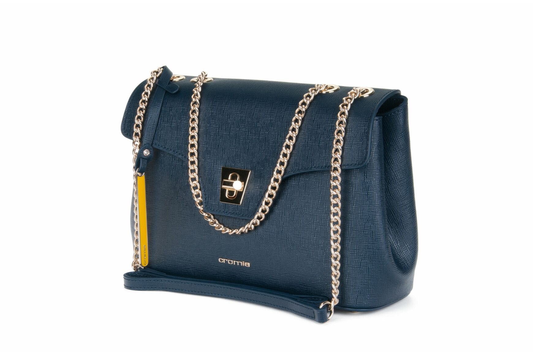 1da5d4af4380 Кожаная сумка-флеп - Estro