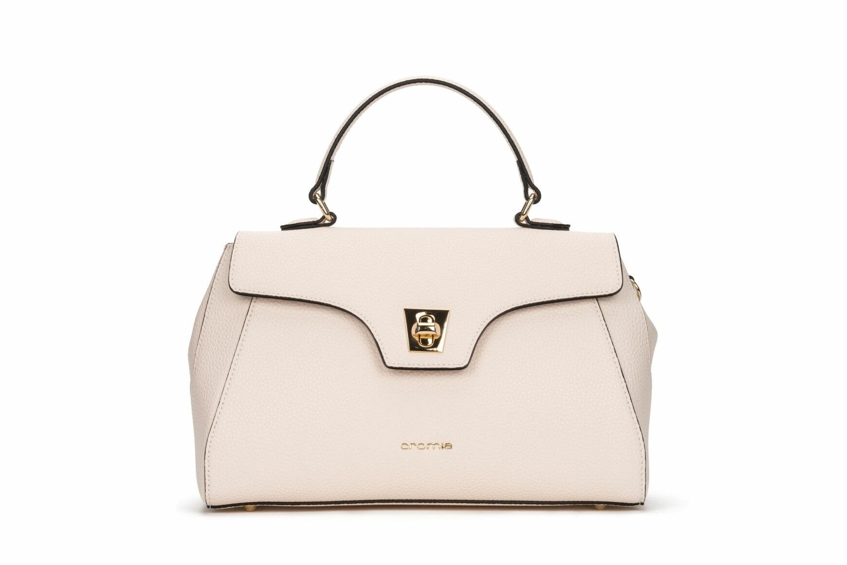 240fae957201 Купить сумку из из гладкой телячьей кожи Mina Cromia Украина - Estro