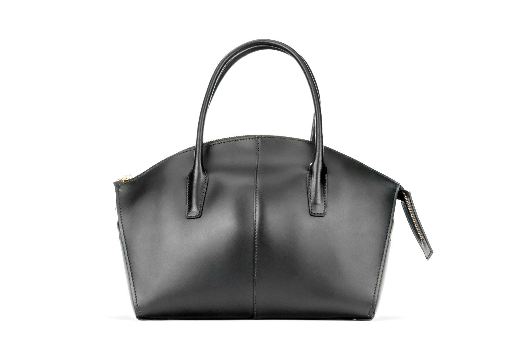 8876311a1853 Кожаная сумка шоппер - Estro