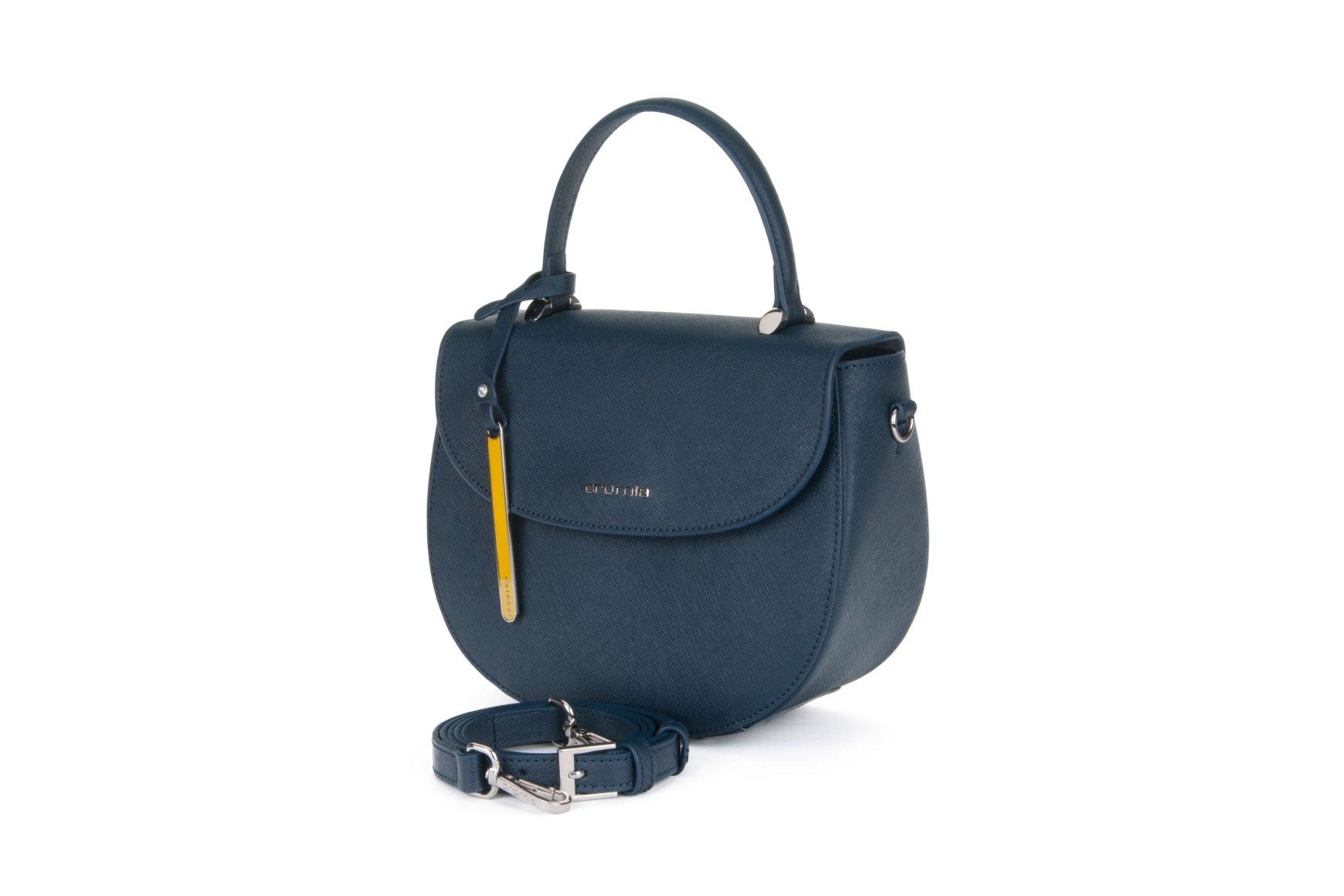 0744423f36a0 Купить сумку из из гладкой телячьей кожи Perla Cromia Украина - Estro