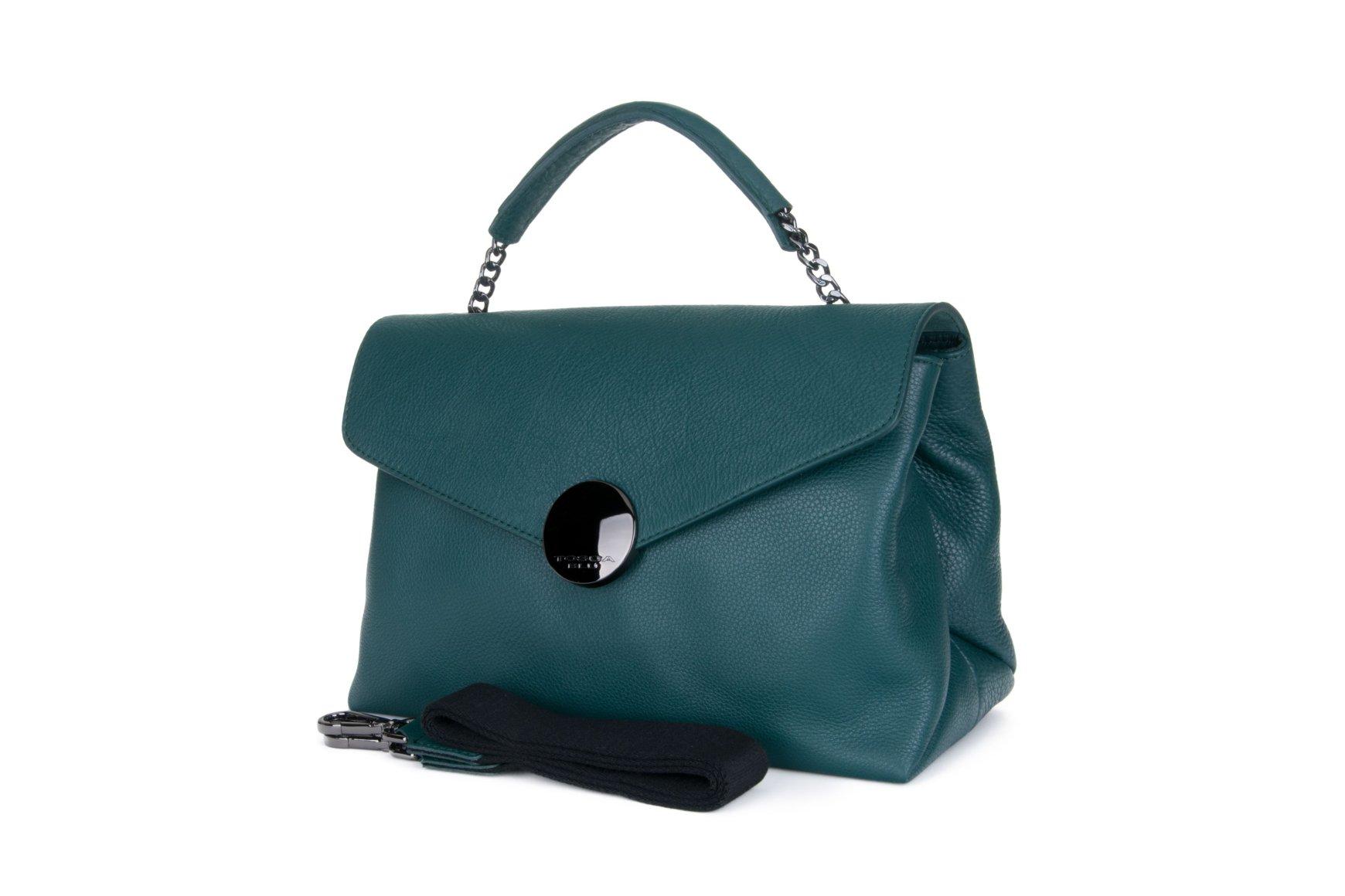 5bc5fe2acf70 Купить сумку из натуральной кожи TOSCA BLU Украина - Estro