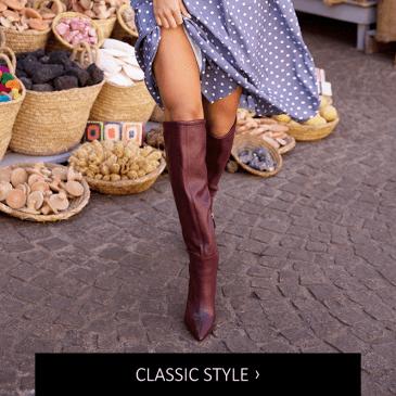 Новая коллекция женской обуви осень