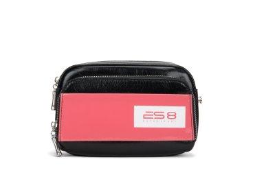 Сумка mini bag Estro чёрная ER00106068