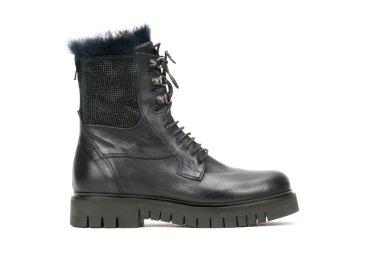 Ботинки зимние FRU.IT чёрные ER00100452