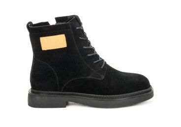 Ботинки демисезонные Estro черные ER00106701