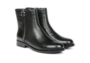 Ботинки женские estro чёрные ER00105355