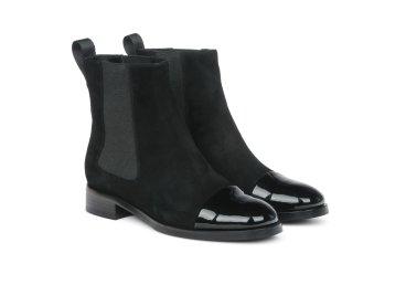 Ботинки женские estro чёрные ER00105399