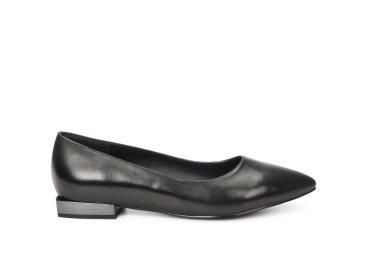 Туфлі жіночі на низькому ходу Estro чорні ER00107024