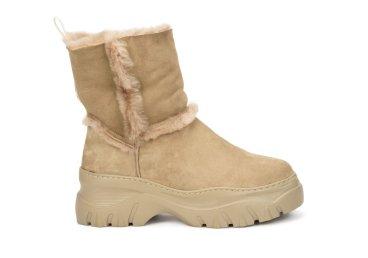 Ботинки зимние Estro бежевые er00106164