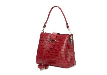 сумка каркасная из натуральной кожи