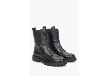Ботинки черные Estro ER00110132