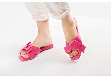 Шлепанцы женские Estro розовые ER00107533