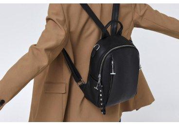 Рюкзак кожаный Estro ER00107949