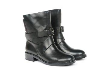 Ботинки женские estro чёрные ER00105357