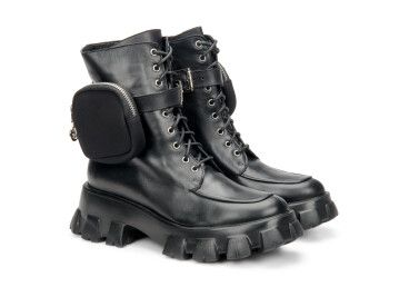 Ботинки на шнуровке Estro ER00107142