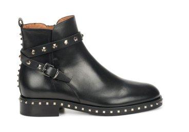Ботинки демисезонные Angelo Bervicato чёрные ER00106292