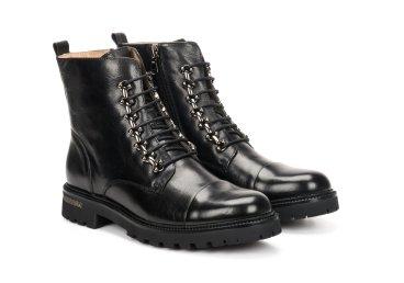 Ботинки демисезонные Estro чёрные ER00106438