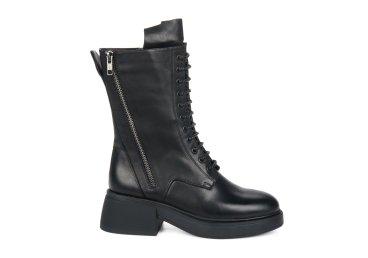 Полусапоги женские estro чёрные ER00105599