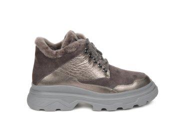 Ботинки женские estro бронзовые ER00105564