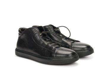 Ботинки демисезонные Estro чёрные ER00106755