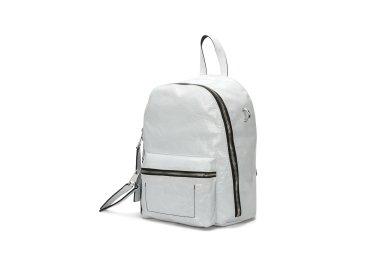Рюкзак кожаный Estro белый ER00105938