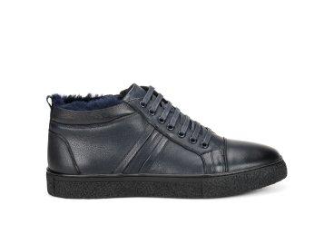 Ботинки мужские зимние Estro синие ER00105890