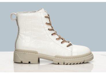 Ботинки женские Estro белые ER00106447