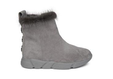 Ботинки женские estro серые ER00105538