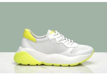 Кроссовки женские Estro белые ER00106670