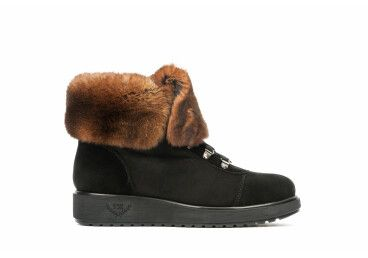 Ботинки зимние Marzetti чёрные er00100449