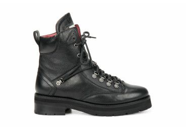 Ботинки женские BRONX чёрные ER00105920
