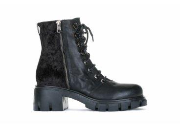 Ботинки зимние FRU.IT чёрные ER00103571