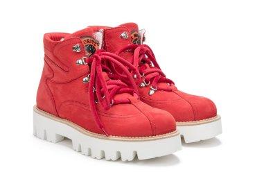 Ботинки зимние Marzetti красные ER00106347