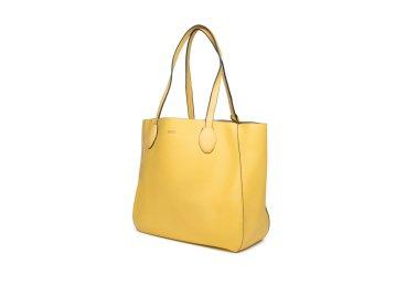 Сумка шоппер женская Estro желтая er00105140