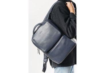 Рюкзак кожаный Estro ER00107866