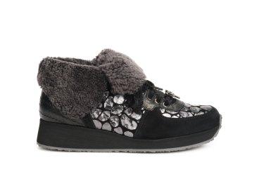Ботинки зимние Marzetti чёрные ER00106341