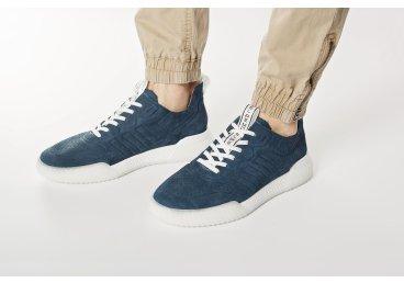 Кроссовки безподкладочные ES 8 синие ER00107066