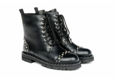 Ботинки женские estro чёрные ER00105463