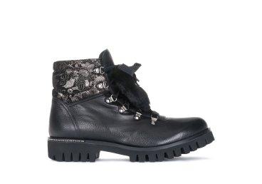 Ботинки зимние MARZETTI чёрные ER00103646