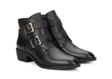 Ботинки женские демисезонные Estro черные ER00105759