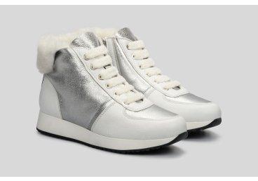 Ботинки зимние Marzetti белые ER00106344