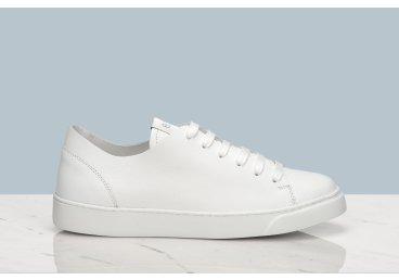 Кеды женские без подкладки Estro белые ER00106558