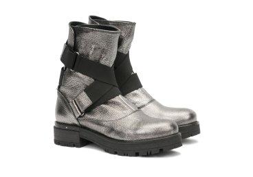 Ботинки демисезонные tiffi бронзовые ER00101540