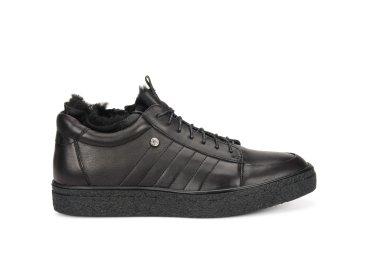 Ботинки зимние Estro чёрные ER00105834