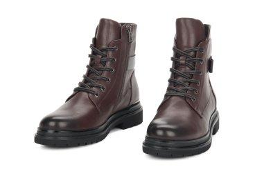 Ботинки зимние estro бордовые ER00105502
