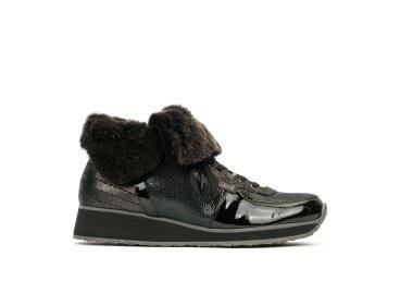 Ботинки зимние Marzetti чёрные ER00100434